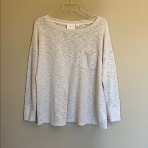 COPY - Anthropologie Maeve knit top